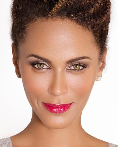 Nicole Ari Parker Kodjoe