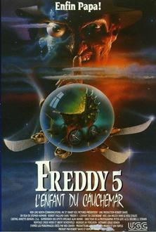 Freddy 5 - L'enfant du cauchemar