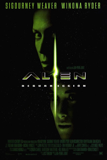 Alien, la resurrection