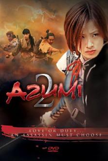 Azumi 2: Princesa guerrera