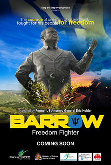 Barrow: Freedom Fighter