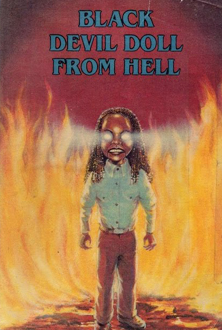 Black Devil Doll from Hell