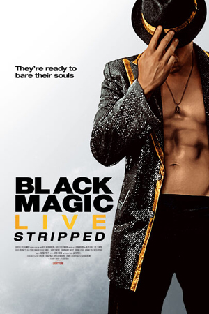 Black Magic Live: Stripped