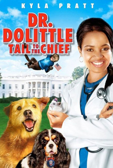 Dr. Dolittle 4: Perro presidencial