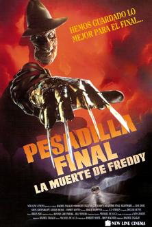 Pesadilla final: La muerte de Freddy