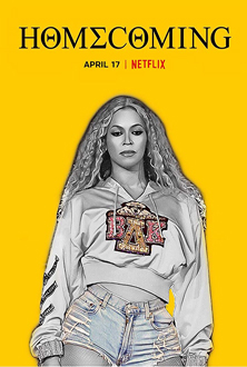 Homecoming: Un film de Beyoncé