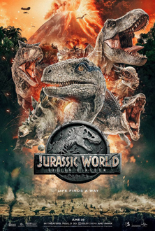 Jurassic World II: Fallen Kingdom