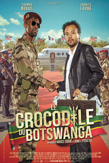 the Crocodile of Botswanga