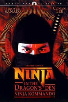 Ninja in the Dragon's Den