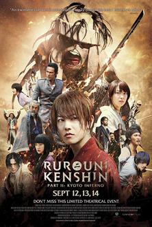 Rurôni Kenshin 2: Kyoto Inferno