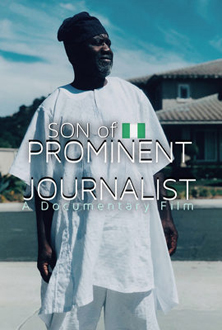 Son of Prominent Journalist