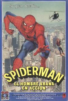 Spiderman: El hombre araña en acción