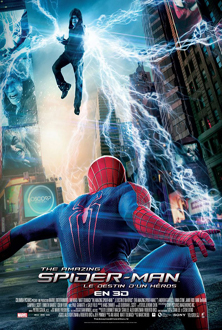 The Amazing Spider-Man 2: Le destin d'un heros