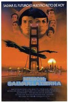 Star Trek IV: Misión, salvar la Tierra