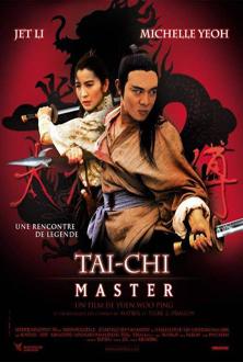 El maestro de Tai Chi