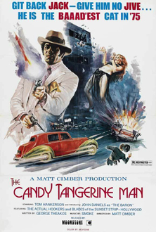 the Candy Tangerine Man