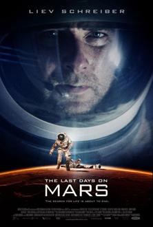 Les Derniers Jours sur Mars