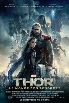 Thor: Le monde des tenebres