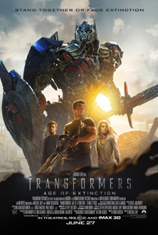Transformers 4: L'Age de l'extinction