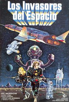 Los invasores del espacio