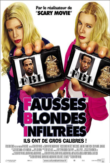 FBI - Fausses blondes infiltrees